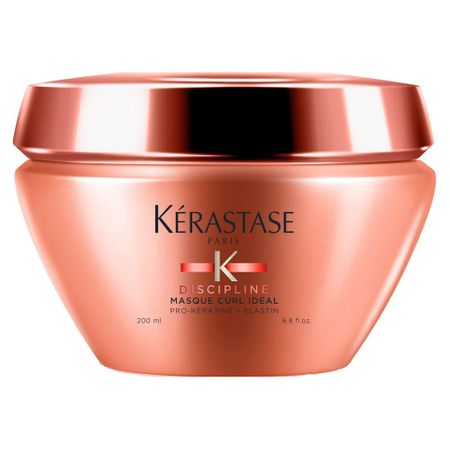 Masca de par Kerastase Discipline Curl Ideal pentru par ondulat, 200 ml