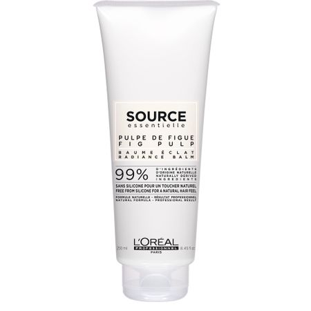 Balsam natural pentru stralucire L'Oréal Professionnel Source Essentielle Radiance Balm