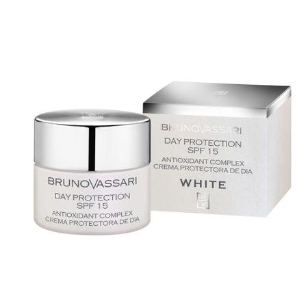Crema albire depigmentare SPF15 -  White Day Protection ,50 ml