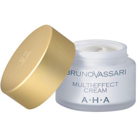 """Crema de fata Bruno Vassari """"Aha"""" Multi-Effect Cream, 50 ml"""