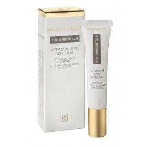 Crema de ochi Bruno Vassari Vitamin Eye Cream, 15 ml