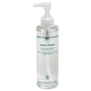 Apa micelara pentru curatarea tenului - 250 ml AQUA PURA