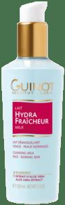 Lapte demachiant Guinot Hydra Fraicheur pentru toate tipurile de ten 200 ml