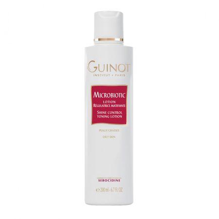 Lotiune matifianta sebo-reglatoare Guinot Microbiotic Lotion, 200 ml