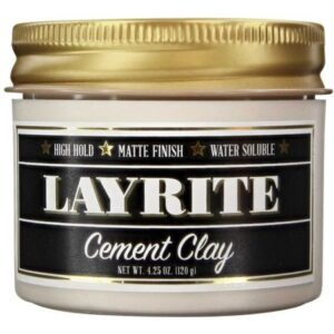 Ceara de par LAYRITE CEMENT CLAY 120 g